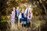 Carr Family October 2014